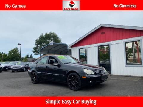 2003 Mercedes-Benz C-Class for sale at Cars To Go in Portland OR