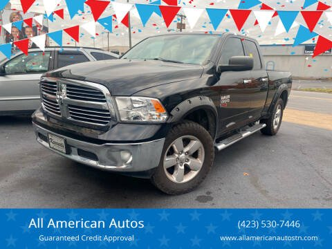 2014 RAM Ram Pickup 1500 for sale at All American Autos in Kingsport TN