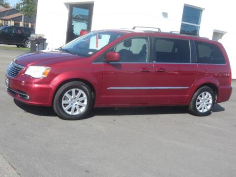 2014 Chrysler Town and Country for sale at Price Auto Sales 2 in Concord NH