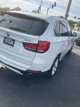 2015 BMW X5 for sale at ROUTE 6 AUTOMAX in Markham IL