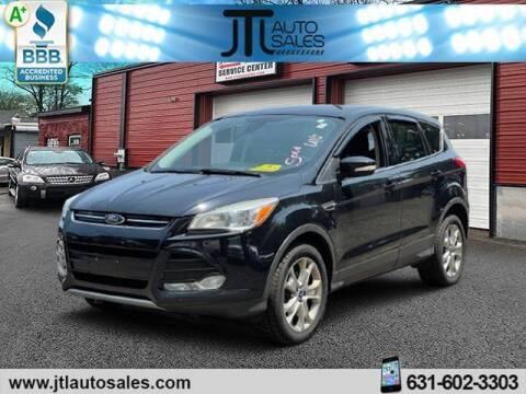 2013 Ford Escape for sale at JTL Auto Inc in Selden NY