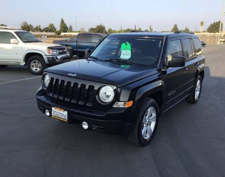 2014 Jeep Patriot for sale at My Three Sons Auto Sales in Sacramento CA