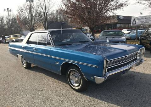1968 Plymouth Fury for sale at Black Tie Classics in Stratford NJ
