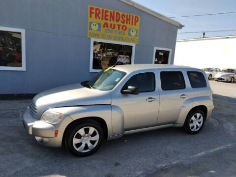 2007 Chevrolet HHR for sale at Friendship Auto Sales in Broken Arrow OK