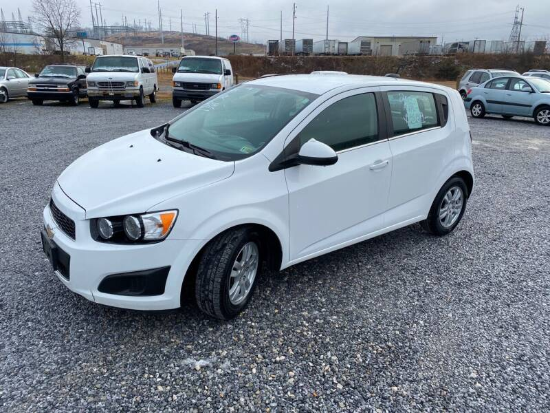 2015 Chevrolet Sonic for sale at Bailey's Auto Sales in Cloverdale VA