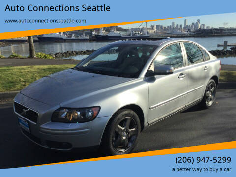 2007 Volvo S40 for sale at Auto Connections Seattle in Seattle WA