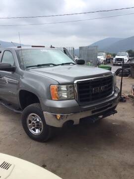 2009 GMC Sierra 2500HD for sale at Troys Auto Sales in Dornsife PA