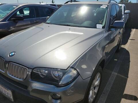 2009 BMW X3 for sale at SoCal Auto Auction in Ontario CA