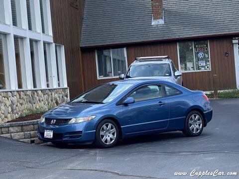 2011 Honda Civic for sale at Cupples Car Company in Belmont NH