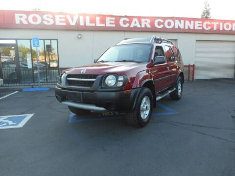 2003 Nissan Xterra for sale at ROSEVILLE CAR CONNECTION in Roseville CA