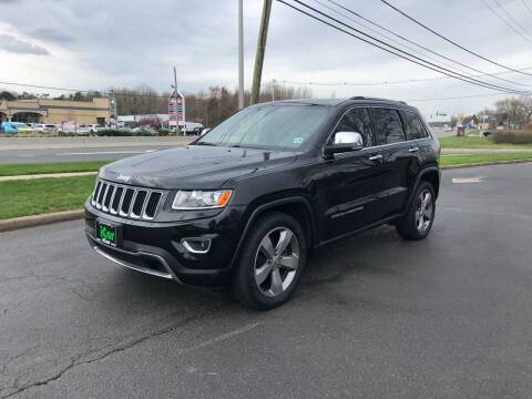 2014 Jeep Grand Cherokee for sale at iCar Auto Sales in Howell NJ