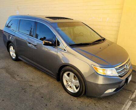 2011 Honda Odyssey for sale at Cars To Go in Sacramento CA