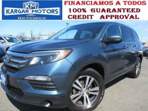 2018 Honda Pilot for sale at Kargar Motors of Manassas in Manassas VA