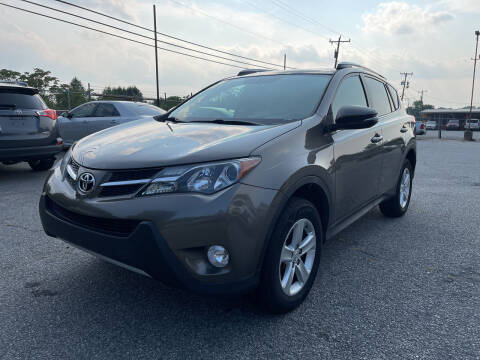 2013 Toyota RAV4 for sale at Signal Imports INC in Spartanburg SC