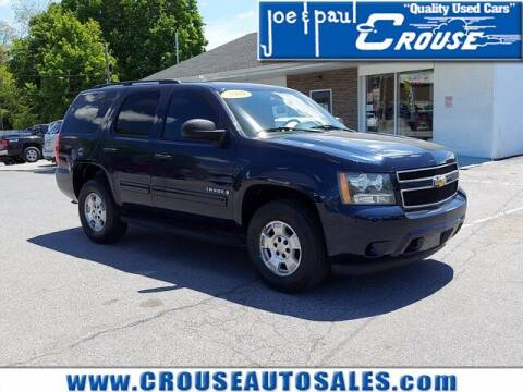 2009 Chevrolet Tahoe for sale at Joe and Paul Crouse Inc. in Columbia PA