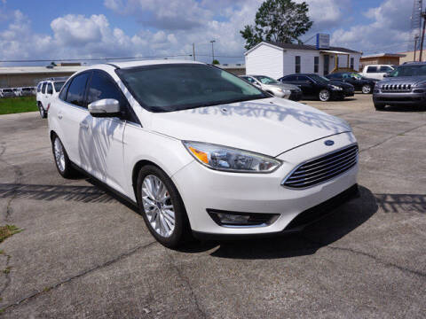 2015 Ford Focus for sale at BLUE RIBBON MOTORS in Baton Rouge LA