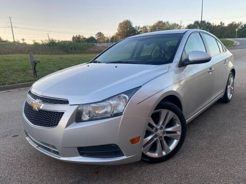 2011 Chevrolet Cruze for sale at Gwinnett Luxury Motors in Buford GA