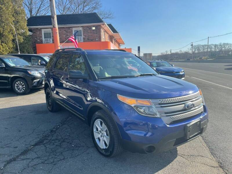 2013 Ford Explorer for sale at Bloomingdale Auto Group - The Car House in Butler NJ
