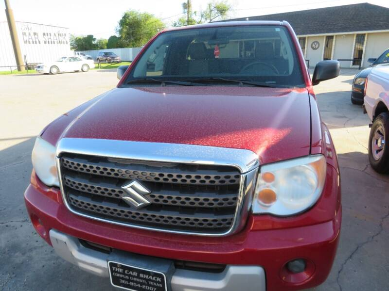 2012 Suzuki Equator for sale at The Car Shack in Corpus Christi TX
