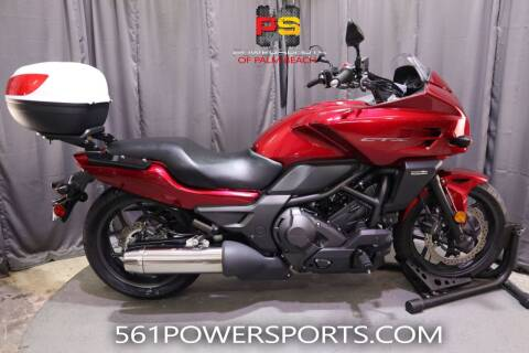 2018 Honda CTX700 DCT for sale at Powersports of Palm Beach in Hollywood FL