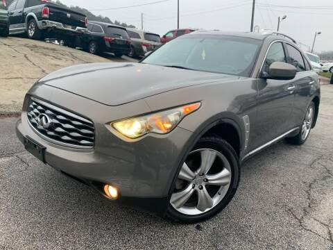 2009 Infiniti FX35 for sale at Philip Motors Inc in Snellville GA