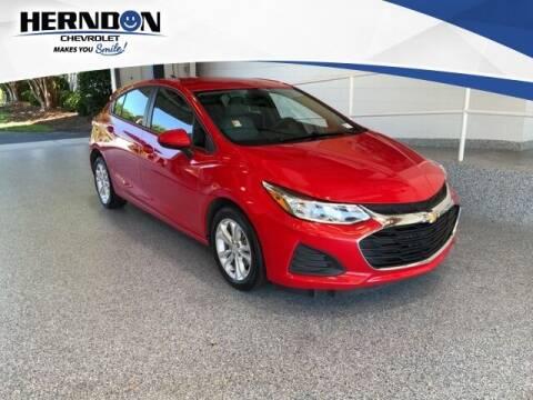 2019 Chevrolet Cruze for sale at Herndon Chevrolet in Lexington SC