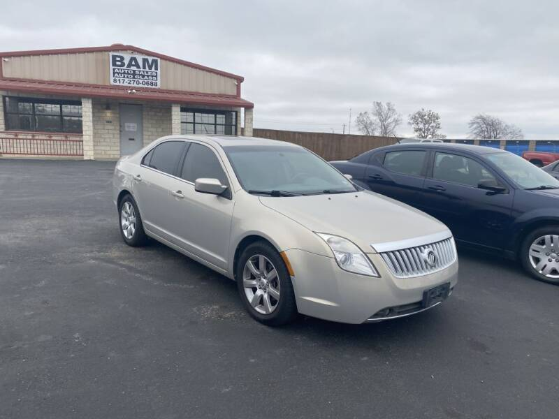 2010 Mercury Milan for sale at Bam Auto Sales in Azle TX