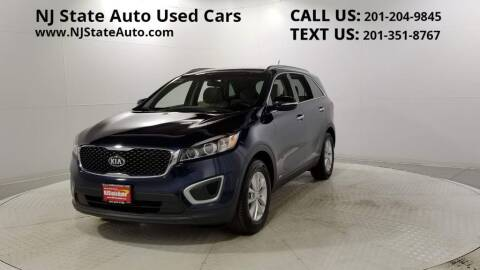 2017 Kia Sorento for sale at NJ State Auto Auction in Jersey City NJ