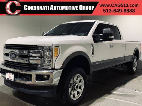 2017 Ford F-250 Super Duty for sale at Cincinnati Automotive Group in Lebanon OH