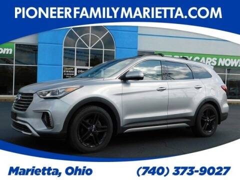 2017 Hyundai Santa Fe for sale at Pioneer Family preowned autos in Williamstown WV