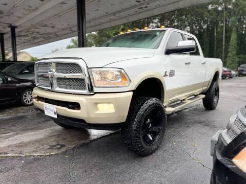 2014 RAM Ram Pickup 2500 for sale at Magic Motors Inc. in Snellville GA