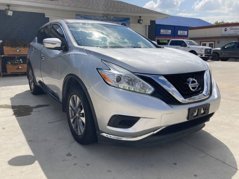 2017 Nissan Murano for sale at Princeton Motors in Princeton TX
