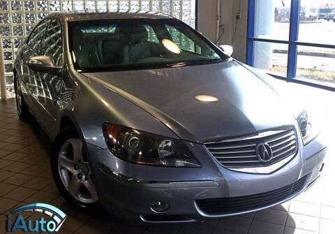 2006 Acura RL for sale at iAuto in Cincinnati OH