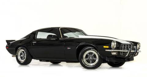 1973 Chevrolet Camaro for sale at TX Auto Group in Houston TX