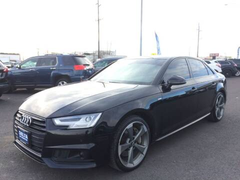 2018 Audi A4 for sale at Delta Car Connection LLC in Anchorage AK