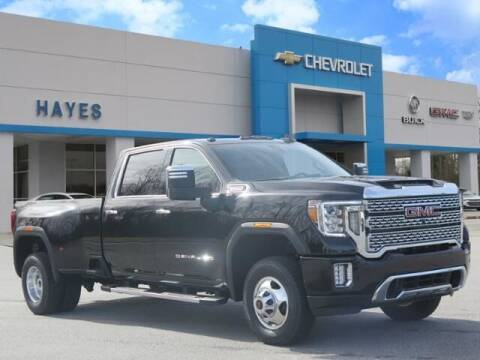 2021 GMC Sierra 3500HD for sale at HAYES CHEVROLET Buick GMC Cadillac Inc in Alto GA