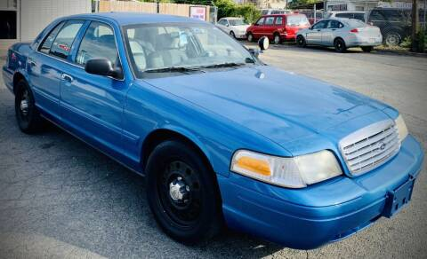 2006 Ford Crown Victoria for sale at RD Motors, Inc in Charlotte NC