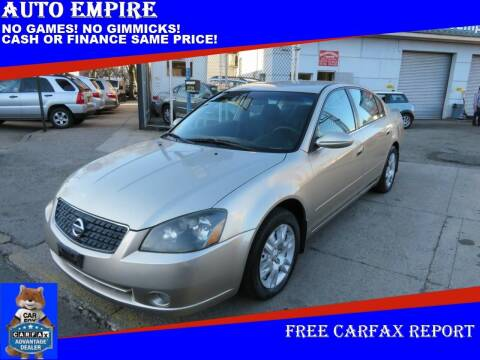 2005 Nissan Altima for sale at Auto Empire in Brooklyn NY