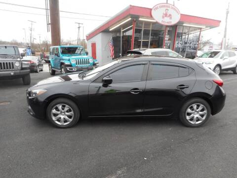 2014 Mazda MAZDA3 for sale at The Carriage Company in Lancaster OH