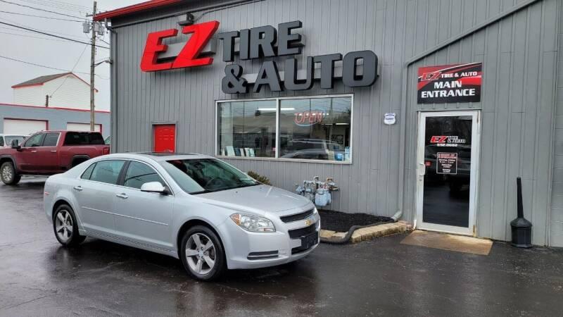 2012 Chevrolet Malibu for sale at EZ Tire & Auto in North Tonawanda NY