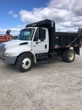 2006 International DuraStar 4300 for sale at Ramsey Truck Sales LLC in Benton AR
