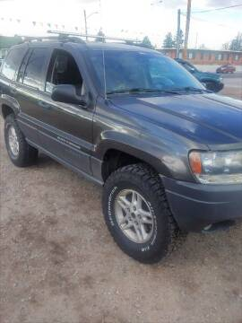 2004 Jeep Grand Cherokee for sale at Good Guys Auto Sales in Cheyenne WY