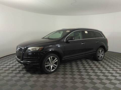 2013 Audi Q7 for sale at Imotobank in Walpole MA