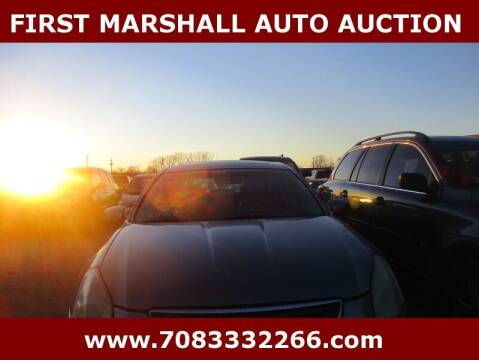 2007 Nissan Maxima for sale at First Marshall Auto Auction in Harvey IL