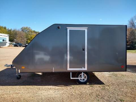 2021 Missioin 101 x 13 Enclosed Snowmobile for sale at Thurk Bros Auto in St Bonifacius MN
