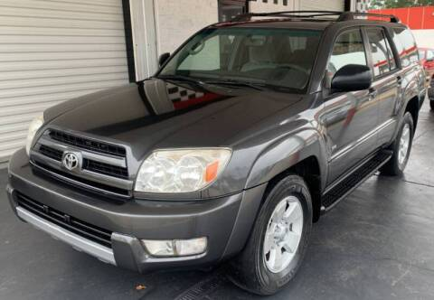 2004 Toyota 4Runner for sale at Tiny Mite Auto Sales in Ocean Springs MS