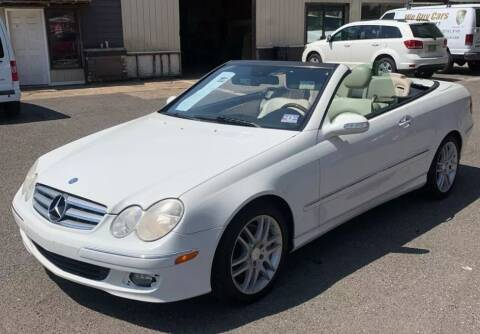2009 Mercedes-Benz CLK for sale at Kingz Auto Sales in Avenel NJ