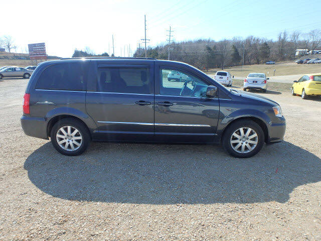 2014 Chrysler Town and Country for sale at BLACKWELL MOTORS INC in Farmington MO