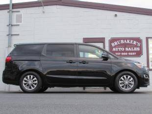 2020 Kia Sedona for sale at Brubakers Auto Sales in Myerstown PA