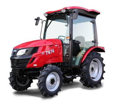 2020 TYM T474 for sale at DirtWorx Equipment - TYM Tractors in Woodland WA